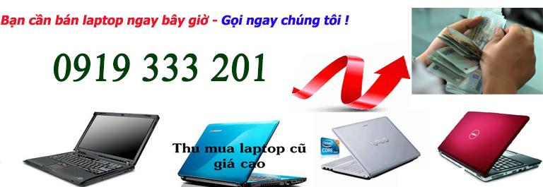 thu mua laptop cũ tận nơi giá cao